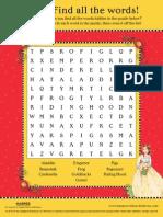 Mary Engelbreit Crossword Puzzle