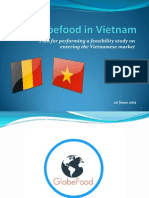 Globefood in vietnam