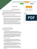 Model-Model Teknik Analisis Data Penelitian Kualitatif