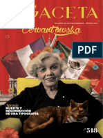 Gaceta del Fondo, La. 518 [FCE; México; Febrero, 2014]