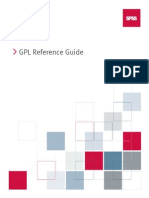 GPL Reference Guide