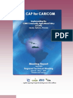 A CAP for CARICOM - Implementing the CSME Community Agricultural Policy