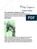 Automatic Writings of Jung