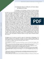 La dame courtoise et la littérature dans Les Miracles de Nostre Dame de Gautier de Coinci - BENOIT, Jean-Louis