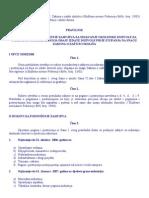 Pravilnik o rokovima za podnosenje zahtjeva za okolinske dozvole za pogone koji imaju dozvole prije Zak.o zastiti okolisa