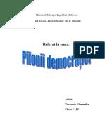 Democratie Referat