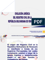 Cne Registro Civil