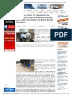SiteBarra » Prefeitura_ atraso no pagamento de funcionários causa transtorno com lixo acumulado nos bairros de Barra de São Francisco