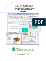 Target for Arc Gis Tutorial 33