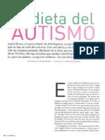 La Dieta Del Autismo Revista Paula Enero 2007