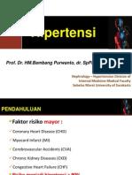 Hipetensi by Prof Bambang UNS