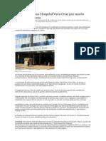 Justiça condena Hospital Vera Cruz por morte após ressonância