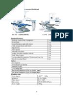 Dental Unit and Dental Equipment-Tyoptics