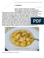 Blog.giallozafferano.it-cappelletti in Brodo Romagnoli