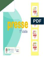 Oficina PRESSE - 1.º Ciclo