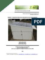 Cámaras de Radiación Solar