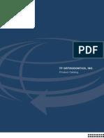 TPO Product Catalog