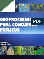 Geoprocessamento para concursos. AMOSTRA_GRÁTIS