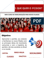 Curso PCdoB