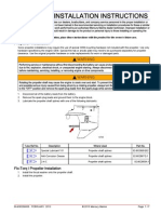 0911 830296005 Flo-Torq Series Installation Instruction Sheet