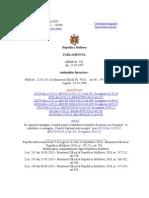 Legea Institutii Financiare