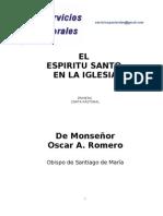 Mons. Oscar Arnulfo Romero CARTAS PASTORAL 1