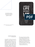 Life Without Law