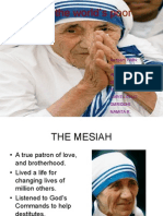 Presentation on Mother Teresa by Twin