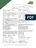 1989 Matematica Prova Colegio Naval