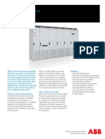 PVS800 Central Inverters