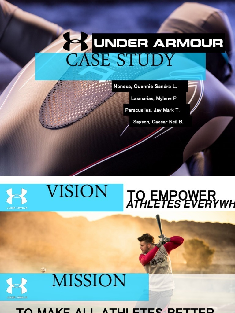 case 5 under armour case study Cell phone cases come in a variety of designs—from rugged or waterproof to ones styled by under armour ua protect grip case for iphone 8 plus/7 plus/6s.