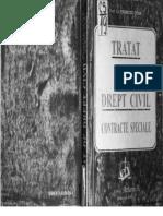 Tratat de Drept Civil ,Contracte Speciale Fr. Deak