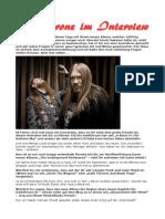 Darkthrone Im Interview