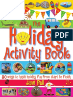 DK Holiday Activity Book