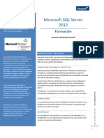 Cur Sos Microsoft Sq l Server 2012