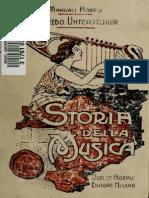Storia Della Musica - Alfredo Untersteiner