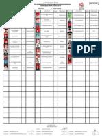 DCT DPD RI Provinsi Jateng Pemilu 2014