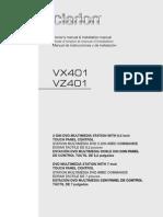 Manual VX401