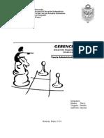Informe Nro 2 - Teoria Administrativa y Organizacional