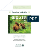 Grizzly Bears of Alaska Common Core Guide