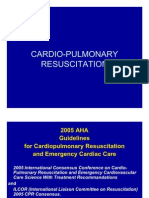 Lecture 1 Cardio-pulmonary Resusictation