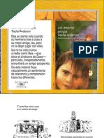 Los Mejores Amigos - Rachel Anderson (Para Leer en Computador)