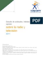 Concortv Estudio Radio Tv Peru 2011