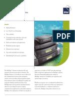 SkyEdge System Brochure 2011-09