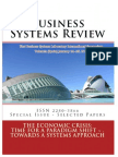 BSR.vol.2 Iss.2 Symposium.valencia.2013.Complete.issue