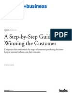 A Step-By-Step Guide to Winning the Customer