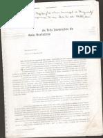 -As tres invenções de Belo Horizonte