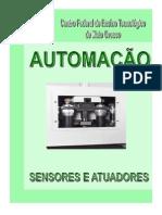 Apostila  Automação Sensores e Atuadores ( CEFET)