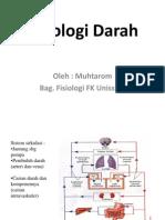 Fisiologi eritrosit