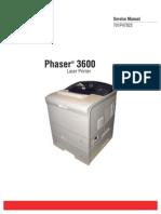 Xerox Phaser 3600 Sm